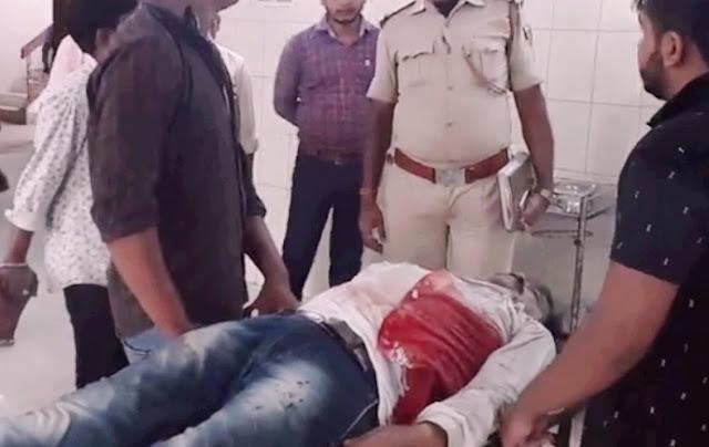 लॉकडाउन के दौरान लखनऊ के KGMU के डॉक्टर को गोली मारकर लूटा कार और  पैसे