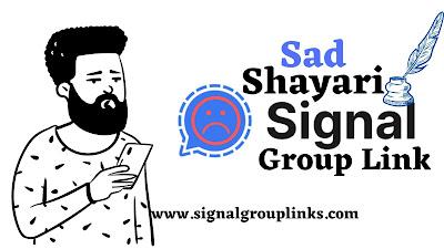 Sad Shayari Signal Group Links
