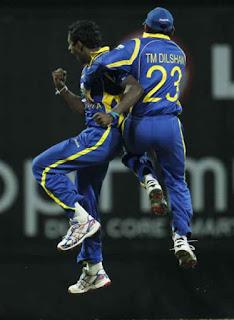 Ajantha Mendis 6-16 - Sri Lanka vs Australia 2nd T20I 2011 Highlights