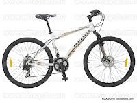 Sepeda Gunung Wimcycle Diamante DX 26 Inci- Rem Cakram Depan Belakang