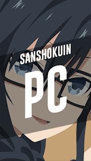 Sumireko Sanshokuin - Oresuki Wallpaper