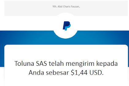 Berbekal 10.000 Poin, Survei Toluna Indonesia Terbukti Membayar Sebesar Ini
