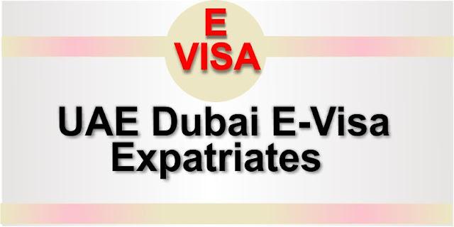 UAE Dubai eVisa GCC Countries
