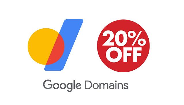 Google Domains giá tuy cao nhưng giao diện cực ngon (đang giảm 20% đến hết tháng 1/2020)