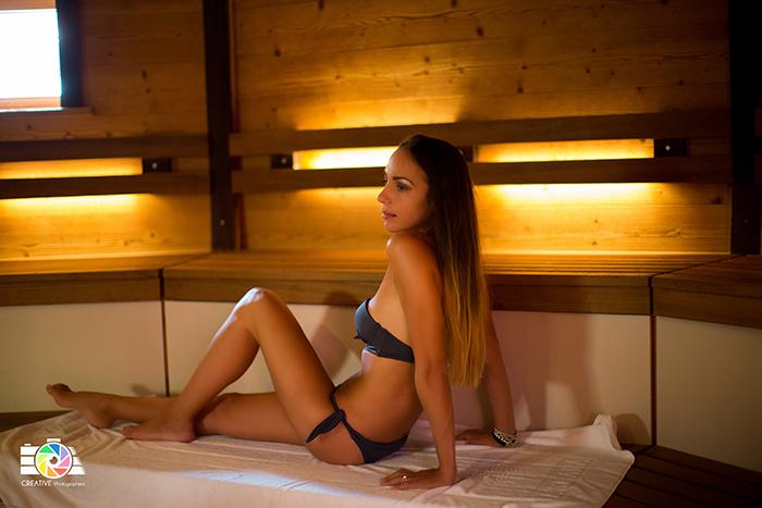 sauna relax wellness