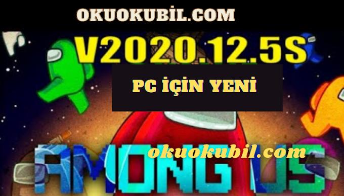 Among Us PC v12.5s Son Sürüm Tüm Kilitler Açık İndir Aralık