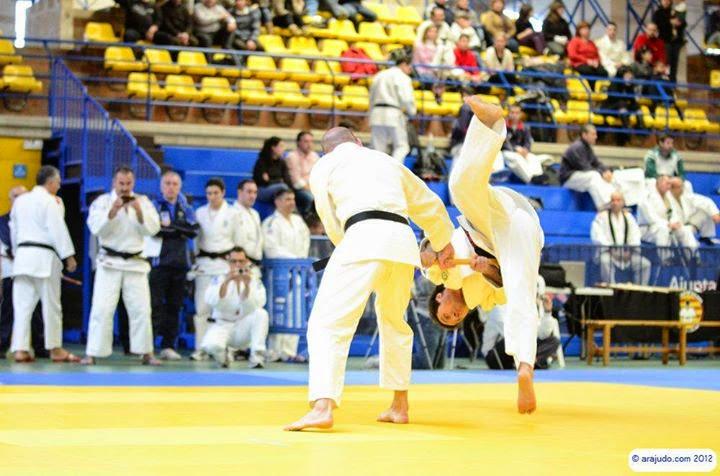 CPTO Judo Katas 2012 - José Joaquín Suárez y Carlos de Cima