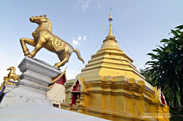Wat Kuan Kama, Chiang Mai