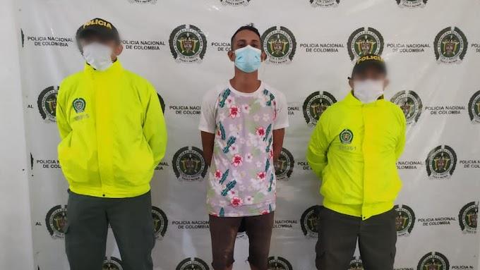 Enviado a la cárcel alias 'Nachito', estaba siendo buscado por homicidio en Fundación