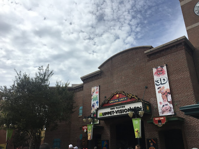 Muppet Vision 3D Grand Avenue Arts Disneys Hollywood Studios