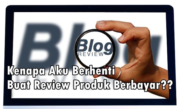 Buat Review Produk Berbayar