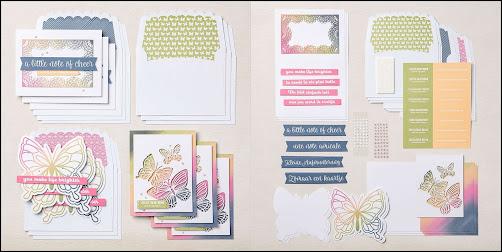 Notes of Cheer Card Kit