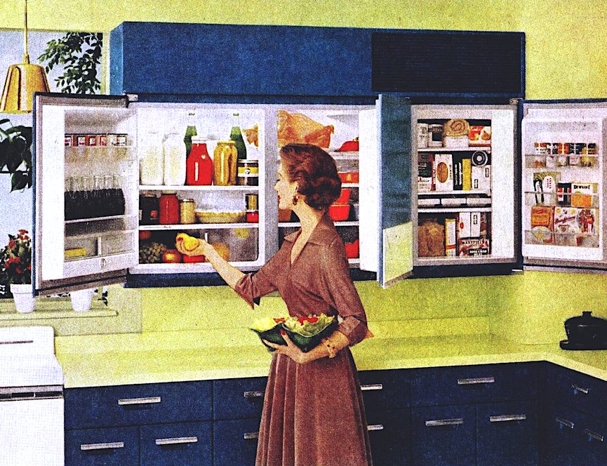 1956 kitchen
