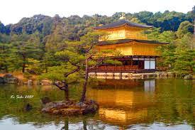 Paviliun Emas, Kyoto