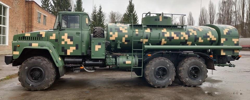 45 завод передав ЗСУ паливозаправники, які зламалисть за три місяці експлуатації