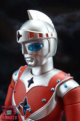 Hero Action Figure Iron King 01