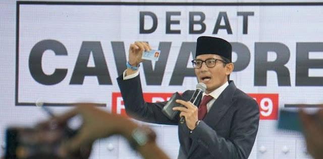 Berkat Jokowi, Sandiaga Uno Jadi Punya Kans Di Pilpres 2024