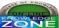Knowledge Zone, The Online Support