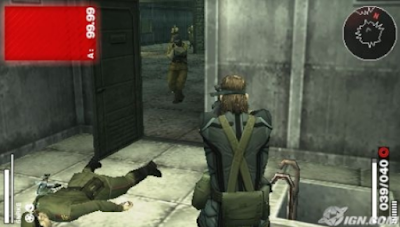 Download Metal Gear Solid : Portable Ops PPSSPP