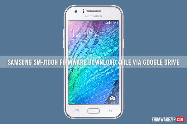download firmware samsung j100h