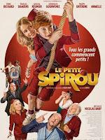 2017 et 2018 sera très spirou...; petit spirou; spirou; sasha pinault; pierre richard; francois damiens; philippe katerine; nicolas bary; laurent turner;