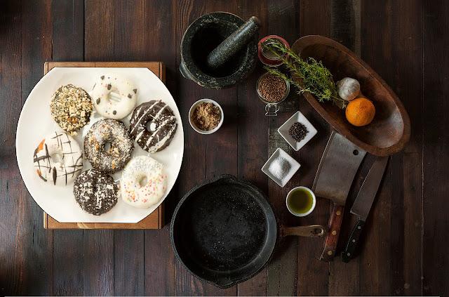 How to make Chocolate Donuts recipe