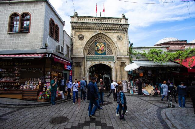 Gran Bazar-Istanbul