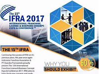 Program International Franchise License di Gelar 19-21 Mei 2017