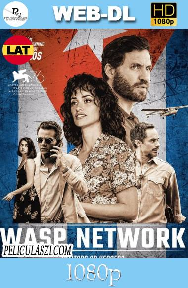 Wasp Network (2020) HD WEB-DL 1080p Latino