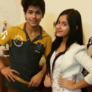 Jannat Zubair With Siddharth Nigam