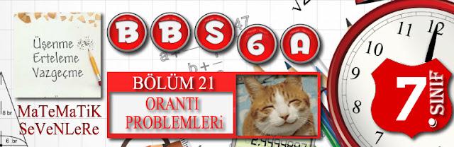Online 7.Sınıf BBS 6-A Matematik