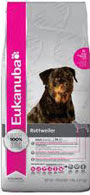Picture of Eukanuba Breed Specific Rottwelier Formula Dry Dog Food