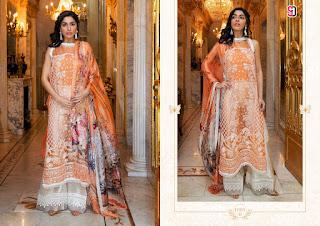 Buy online Shraddha designer Sobia nazir Special edition vol 1