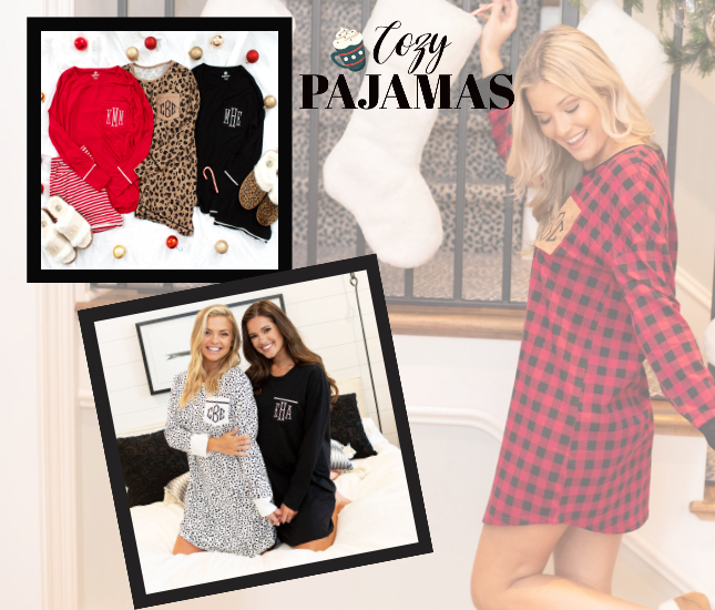 Cozy Pajamas from Marleylilly.com