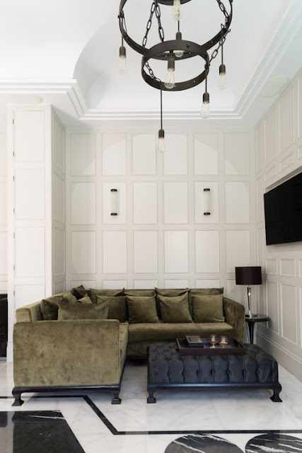 Design Inspiration: Paneled Walls