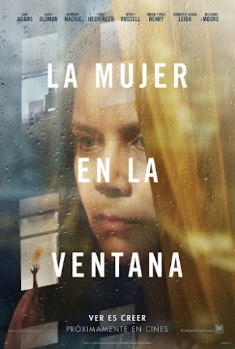 The Woman in the Window (Web-DL 720p Dual Latino / Ingles) (2021)