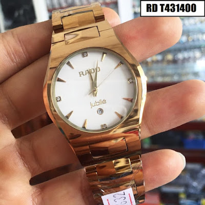 Đồng hồ nam cao cấp dây đá ceramic RD T431400