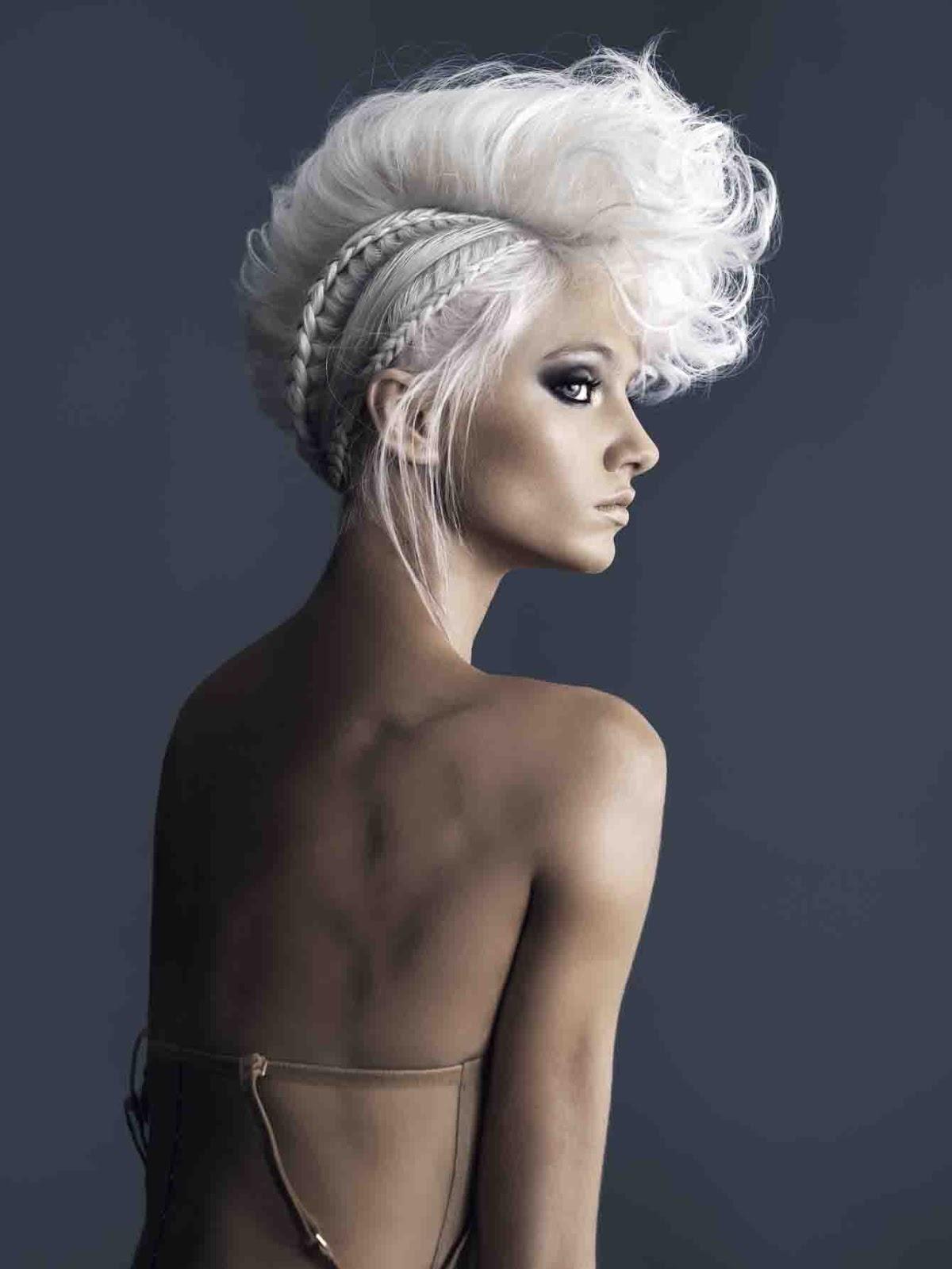 icy hair blonde