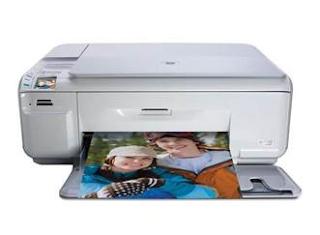 HP Photosmart C4205 Printer Driver Download