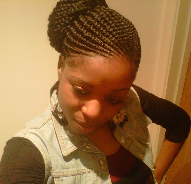 Cool 1000 Images About Cornrows On Pinterest Ghana Braids Black Hairstyles For Women Draintrainus