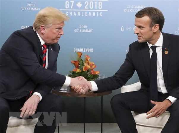 Âm mưu ám sát Donald Trump tại Pháp bất thành