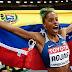 ¡Arriba Venezuela!… Las mejores fotos de Yulimar Rojas tras coronarse campeona del mundo