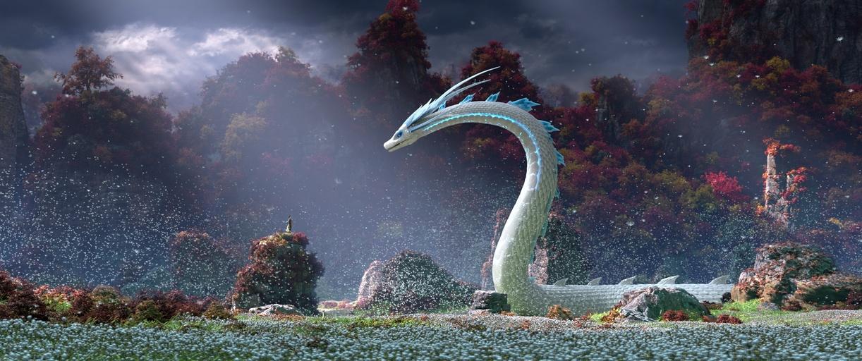 White Snake Movie Hindi
