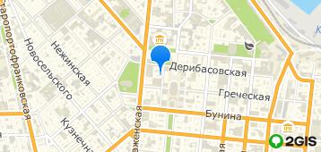 Chop-Chop Барбершоп Одесса на карте 2GIS