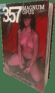 .357 Magnum Opus - Cover