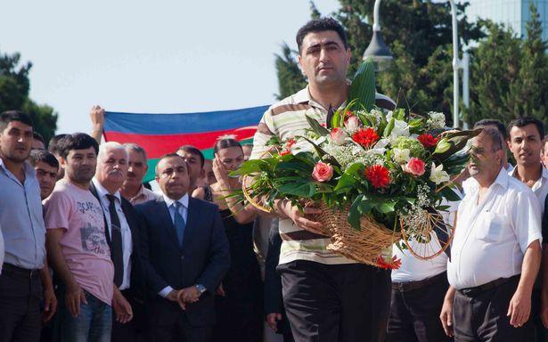 El presidente de Azerbaiyán Ilham Aliyev dijo que hizo lo que tenía que hacer para repatriar a Ramil Safarov, que fuera condenado en Hungría a cadena perpetua por el asesinato del oficial armenio.
