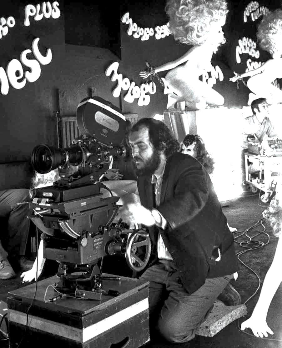 Stanley Kubrick: Cranes Are Flying: A Clockwork Orange