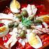 Ensalada de pimientos asados, nuestra receta