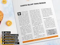 HANYA ISLAM YANG BENAR