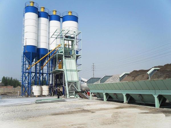 kegunaan concrete batcing plant